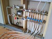 Изготовление и монтаж систем отопления.