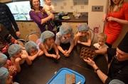 Кондитерские мастер-классы для детей