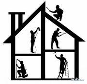Ремонт и строительство домов,  квартир в Новоалтайске