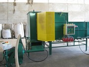 Комплекс измельчения рулонов (тюков) соломы  Производитель:  Чехия