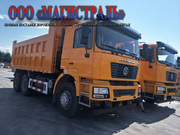 SHACMAN 6x4 SX3258DR384