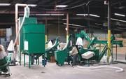 Линия гранулирования биомассы  MGL 100 / 200 / 400 / 600 / 800 / 1000