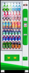Работай на себя! Собственный Вендинг-бизнес с торговыми автоматами