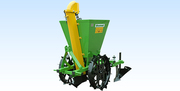 Машина для посадки картофеля (картофелесажалки)