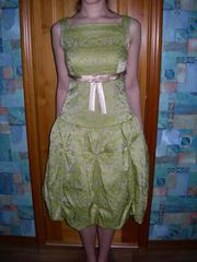 Продам платье на выпускной (вечернее)