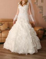 Продам Свадебное платье европейского фасона
