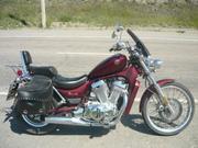 Срочно продам мотоцикл Suzuki Intruder (чоппер).